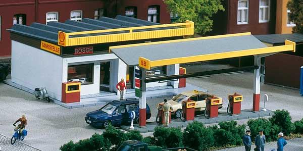 Auhagen Tankstelle