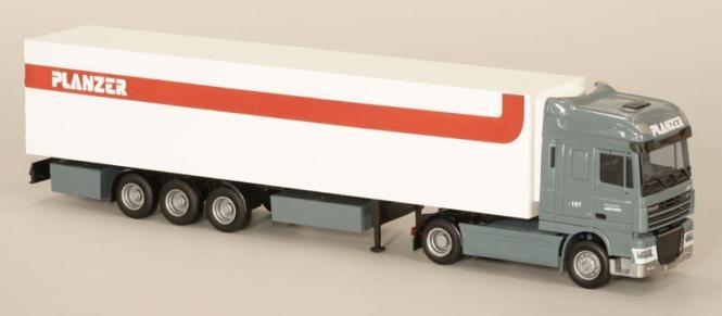 Herpa camiones DAF 95 XF aerop SSC refrigeración-ksz nº 7 la Wiking