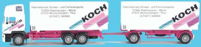 Ds automodelle modellbauvertrieb awm lkw man f2000 hd for Koch ratshausen
