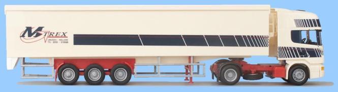 """Schubboden-SZ """"M Trex"""" LKW Niederlande AWM 53051 Scania /""""4/"""" R Topl //Aerop"""