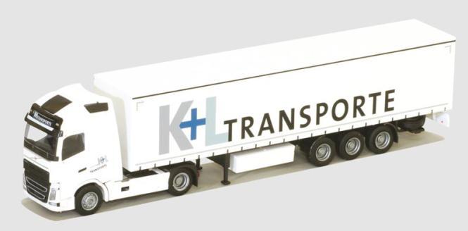 AWM LKW Volvo FH4 XL Glob.//Aerop Ga-KSZ K+L Transporte 75268