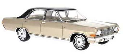 BoS 1:18 Opel Diplomat V8 beigemetallic