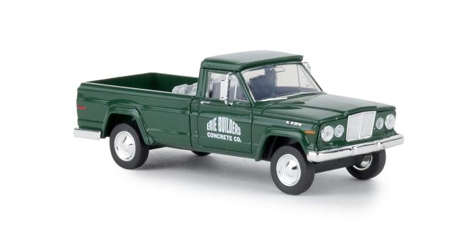 Brekina PKW Jeep Gladiator A Erie Builders 19809