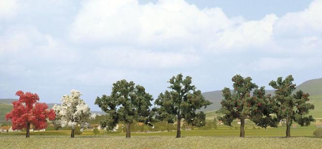 Busch 2 Obstbäume H0  (75)