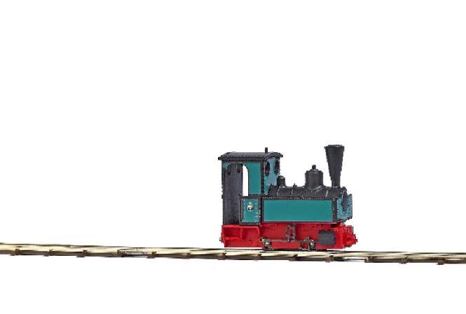 Busch Dampflok Decauville 12141