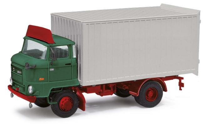 Busch Espewe LKW IFA L60 3SK THW Cottbus 95506
