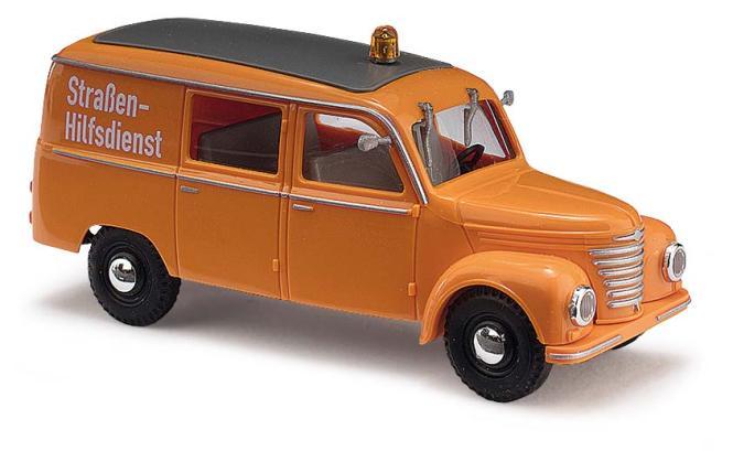 Busch Framo Straßenhilfsdienst 51276