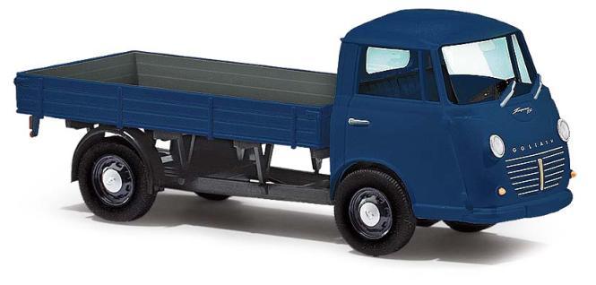 Busch Goliath Pritsche blau 94200