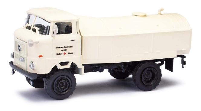 Busch IFA W50 mit Tank DRK         95243