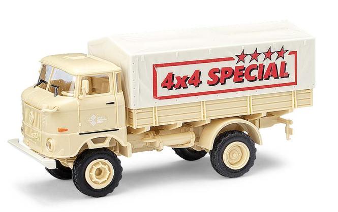 Busch IFA W50 PV sand 4x4 95230