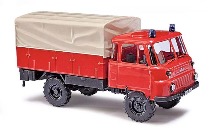 ds automodelle modellbauvertrieb busch lkw robur lo 2002. Black Bedroom Furniture Sets. Home Design Ideas