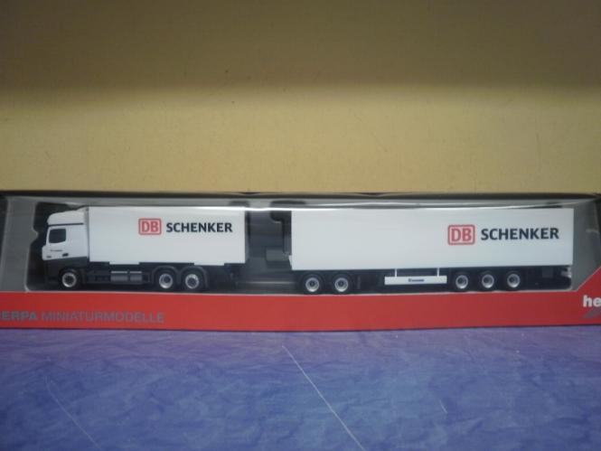 Herpa camiones MAN tg-x XXL e6c wprhz DB Schenker 311052