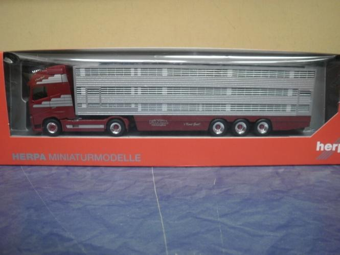 ds automodelle modellbauvertrieb herpa lkw volvo fh4. Black Bedroom Furniture Sets. Home Design Ideas