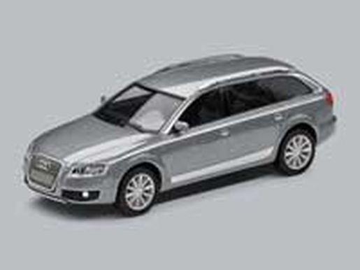 Herpa PKW Audi A6 Allroad kondorgrau