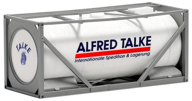 Herpa SZ 20 ft Tank-Container Alfred Talke