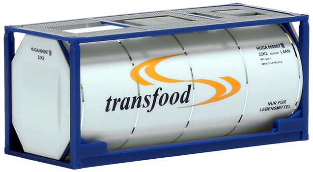 Herpa SZ 20 ft Tank-Container Transfood