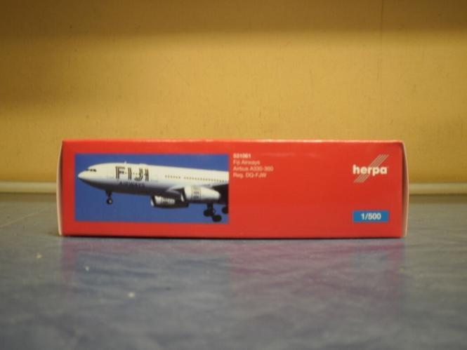 Herpa Wings 1:500 Airbus A330-300 Fiji Airways 531061