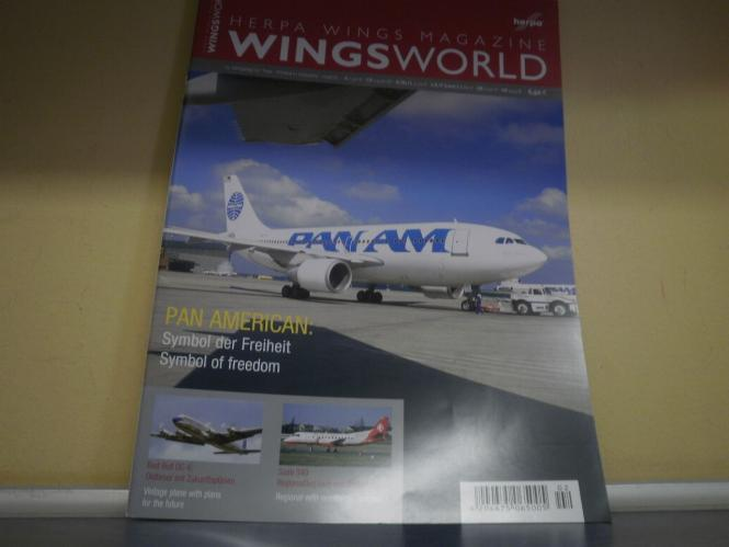 Herpa WingsWorld Das Herpa Wings Magazin 02/2010
