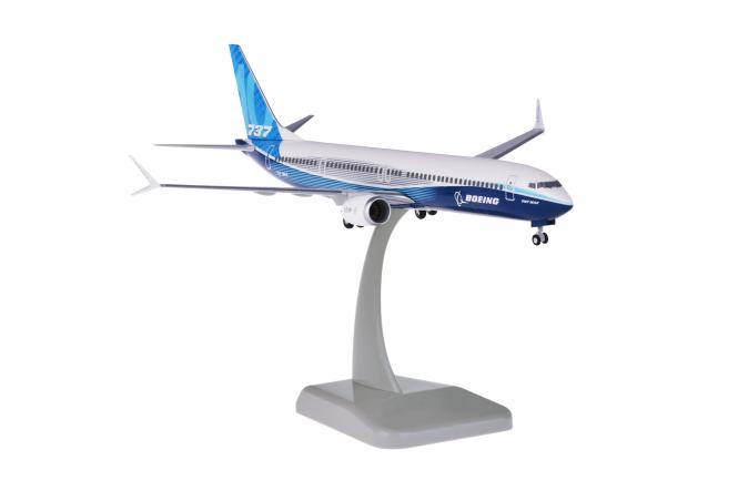 Hogan Wings 1:200 Boeing 737 MAX10 House Color NL