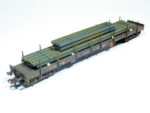 Ladegüter Bauer H-Eisenträger, lang HO1060