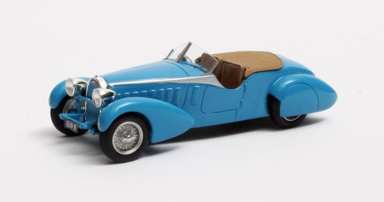 "Matrix 1:43 Bugatti Type 57 TT Tourer Therese"" by Bertelli"