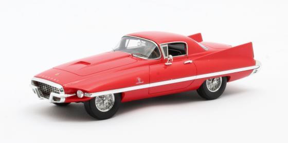 Matrix 1:43 Ferrari 410 Superamerica Coupe Ghia #0473SA - 1955 - red