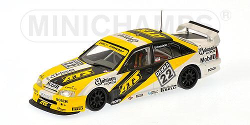 Minichamps 1:43 Opel Omega 3000 24V - DTM 1991