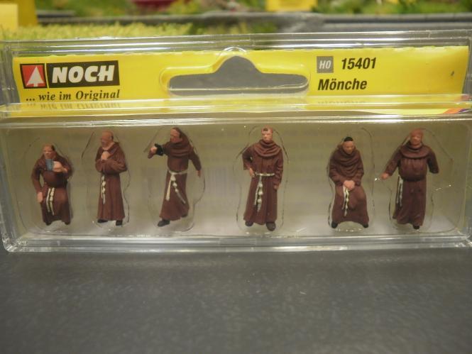 NOCH Mönche 15401