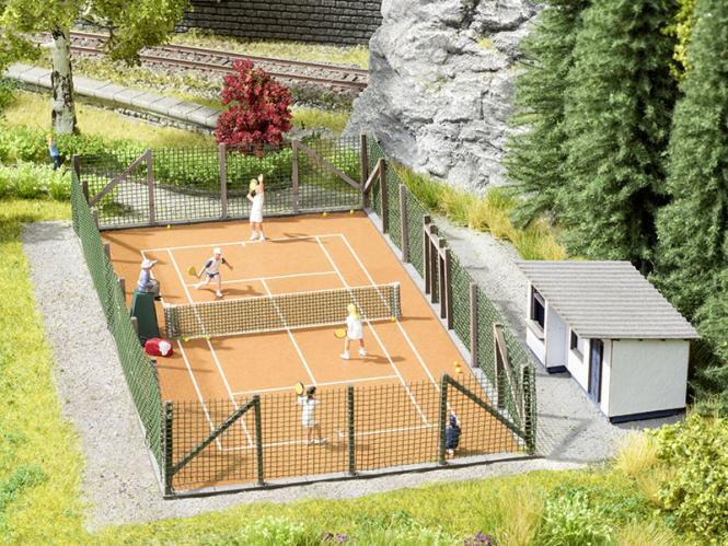 Noch Themen-Set Tennisplatz 65615