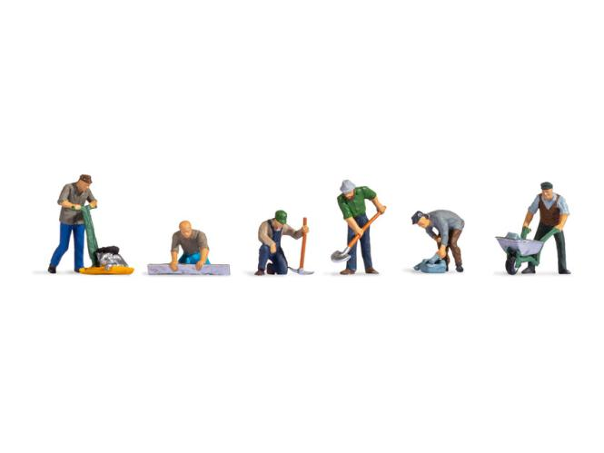 Noch TT Straßenarbeiter  45112