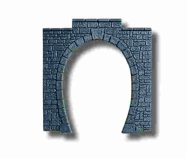 NOCH Tunnel-Portal, 1-gleisig