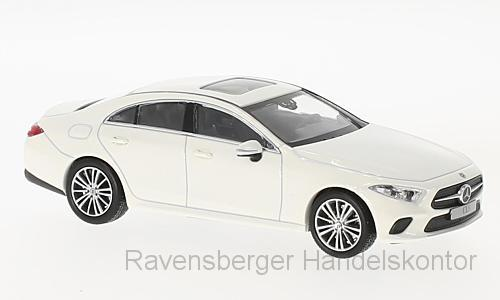 NOREV 1:43 Mercedes CLS Coupe (C257) - 2018 - white