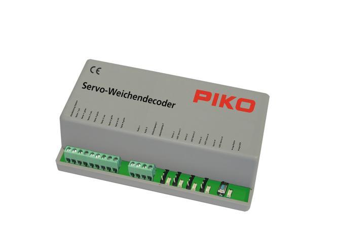 Piko Decoder für Servo-Antriebe 55274