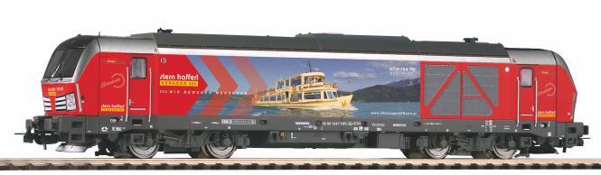 Piko ~Diesellok Vectron DE Stern Hafferl VI + PluX22 Dec. 59889
