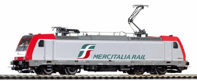 Piko ~ E-Lok BR 483 Mercitalia Rail VI +  8pol. Dec. 59