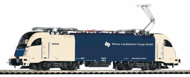 Piko E-Lok Rh 1216 WLB VI, vier Pan.