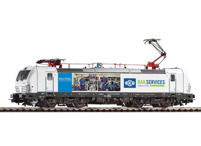 PIKO ~E-Lok Vectron 193 RAIL SERVICES, Knorr Bremse, Ep. VI  59877