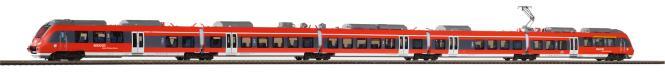 Piko N-Triebwg. Talent 2, DB AG, Ep. VI Frankenbahn, 5-tlg. 40201
