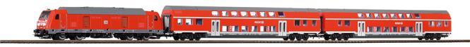 PIKO SmartControl Premium Train Set BR 245 Nahverkehrszug 59112