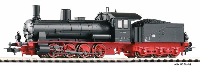 Piko TT-Dampflok BR 55 DR IV+ DSS PluX22