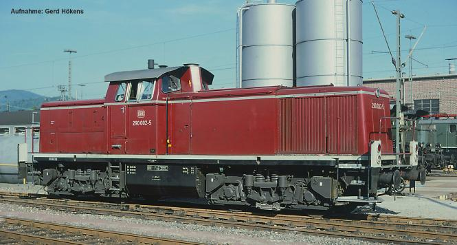 Piko TT-Diesellok 290 DB IV 47260