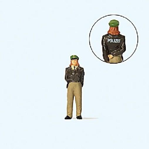 Preiser Polizeibeamtin. Deutschland 28199