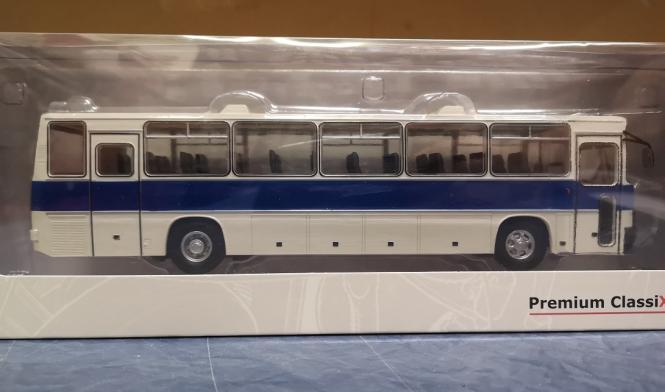Premium ClassiXXs 1:43 Ikarus 250.59 - weiß/blau
