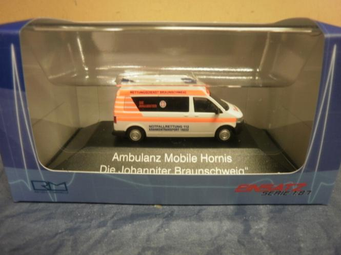 Ds automodelle modellbauvertrieb rietze ambulanz mobile for 53408