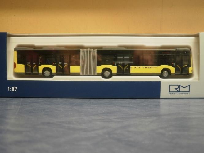Rietze Gelenkbus MB O 530G´12 Landbus Unterland (AT) 69558