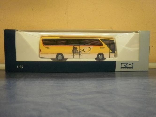 Rietze Reisebus MB O 350 PostCar Tschannen Zofingen (CH) 64927