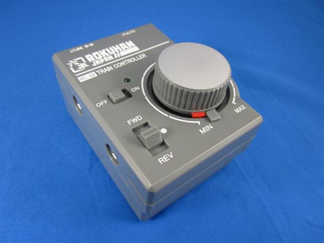 Rokuhan Kompakt-Fahrregler RC02 ohne Netzgerät