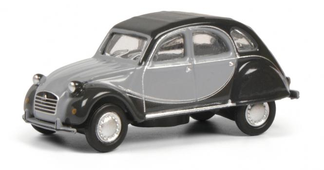 Schuco 1:87 Citroën 2CV CHARLESTON 452648600