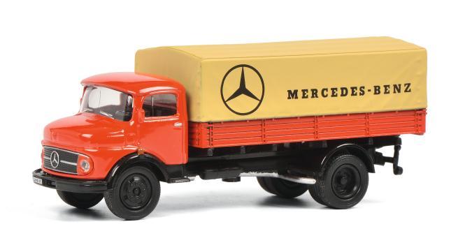 Schuco 1:87 MB L911 Mercedes-Benz  452648900