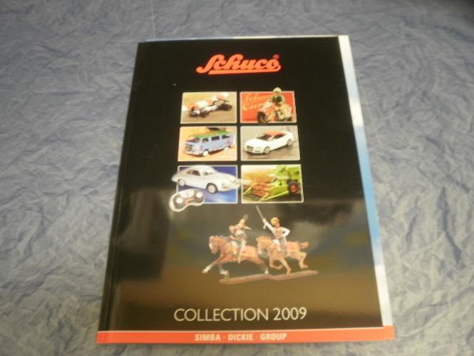 Schuco Katalog Collection 2009